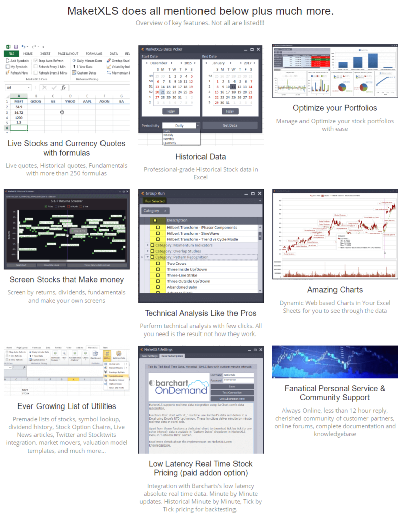 20 Best Stock Research Tools for 20   Business Quant
